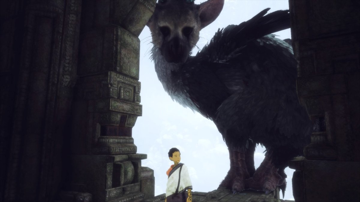 Thoughts on The Last Guardian